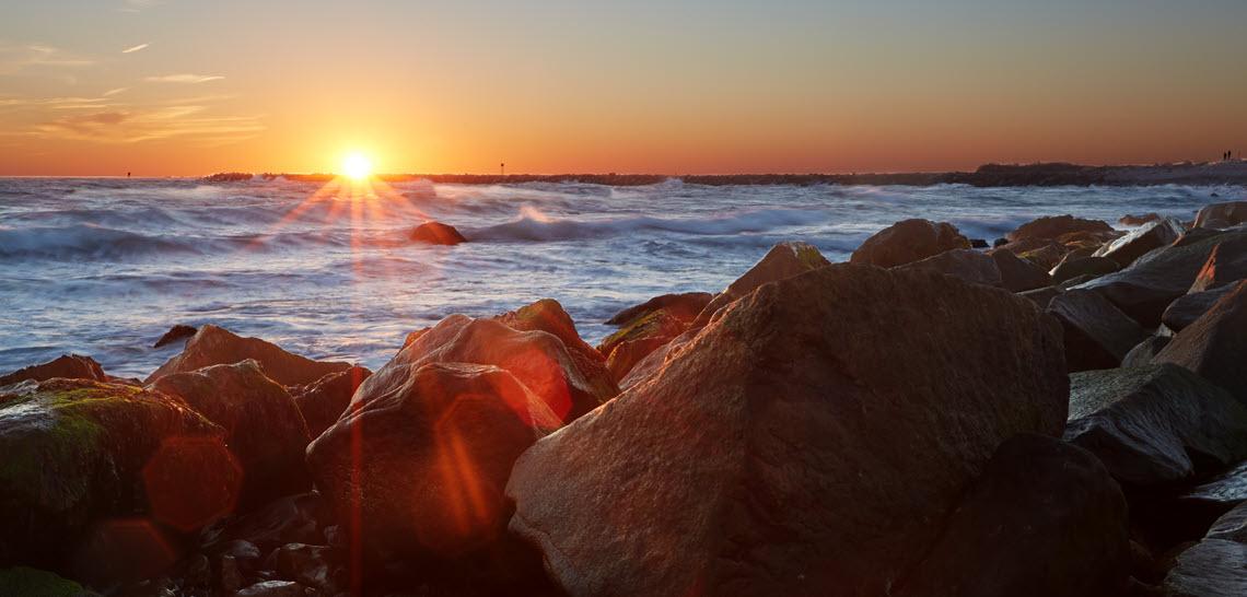 Rhode Island Shoreline